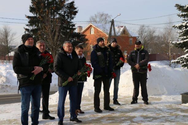 В Нефедьево почтили память Героев Великой Отечественной войны