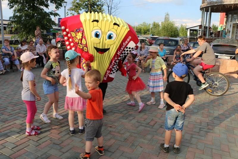 Гармоника-fest в рамках празднования Дня России