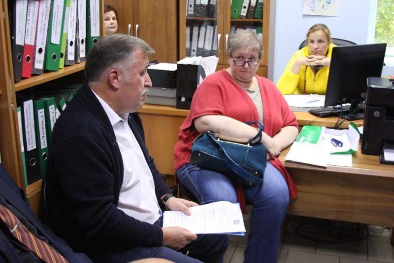Еще одна встреча по долгам за коммунальные услуги прошла в Нахабино